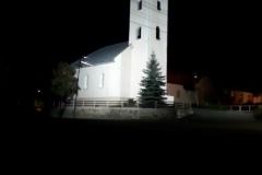 Nasvietenie kostola - September 2020