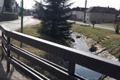 Nátery mostov a mostíkov v obci – september 2020