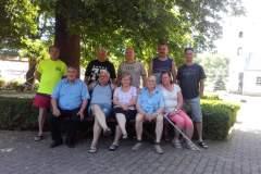 Návšteva z družobnej obce Čabasabady z Maďarska - 19.6.2021