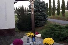 Postavenie kríža v obecnom cintoríne rímsko-katolíckou cirkvou – november 2020