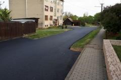 Rekonštrukcia miestnych komunikácií v obci Hradište -  od Líškov po bytovku a oprava cesty pri kostole – apríl 2020